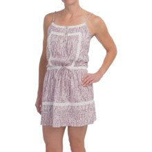 Gramicci Olivia Voile Dress - Sleeveless (For Women) in Aberdeen Quill - Closeouts