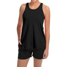 Gramicci Opal Racerback Tank Top - Hemp-Organic Cotton (For Women) in Black - Closeouts