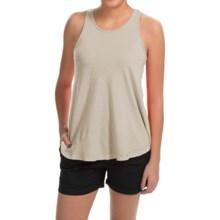 Gramicci Opal Racerback Tank Top - Hemp-Organic Cotton (For Women) in Bone - Closeouts