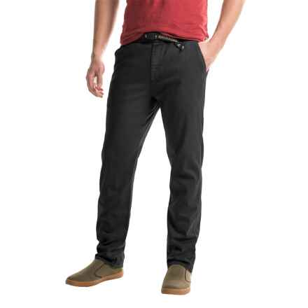 Gramicci Original G 2.0 Pants - Organic Cotton (For Men) in Black - Closeouts
