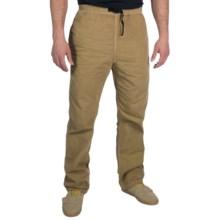 Gramicci Original G Dourada Pants - Cotton Twill, Straight Leg (For Men) in Balsom Khaki - Closeouts