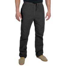 Gramicci Original G Dourada Pants - Cotton Twill, Straight Leg (For Men) in Black - Closeouts