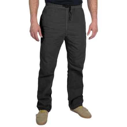 Gramicci Original G Dourada Pants - Cotton Twill, Straight Leg (For Men) in Black - Closeouts
