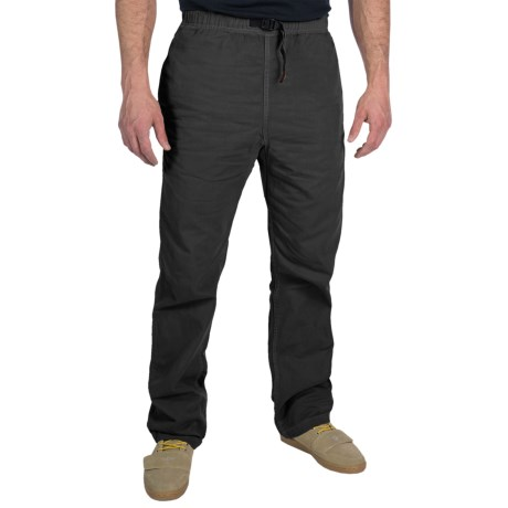 Gramicci Original G Dourada Pants - Cotton Twill, Straight Leg (For Men)