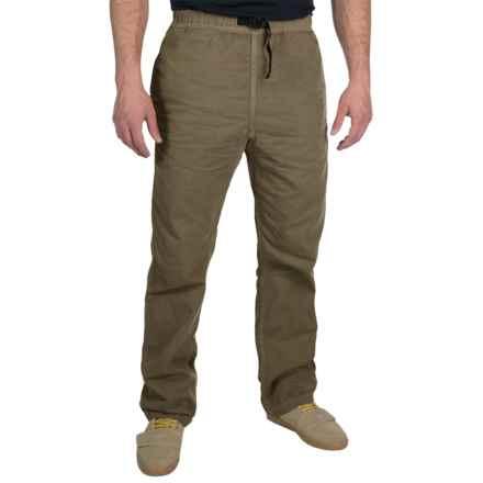 Gramicci Original G Dourada Pants - Cotton Twill, Straight Leg (For Men) in Hawk - Closeouts