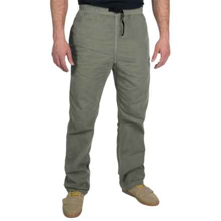 Gramicci Original G Dourada Pants - Cotton Twill, Straight Leg (For Men) in Old Army - Closeouts