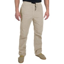 Gramicci Original G Dourada Pants - Cotton Twill, Straight Leg (For Men) in Old Stone - Closeouts