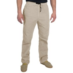 Gramicci Original G Dourada Pants - Cotton Twill, Straight Leg (For Men) in Old Stone