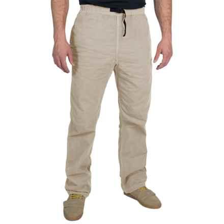 Gramicci Original G Dourada Pants - Cotton Twill, Straight Leg (For Men) in Old Stone - Closeouts