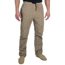 Gramicci Original G Dourada Pants - Cotton Twill, Straight Leg (For Men) in Sandstone - Closeouts