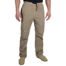 Gramicci Original G Dourada Pants - Cotton Twill, Straight Leg (For Men) in Moonstone