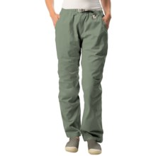Gramicci Original G Dourada Pants - Cotton Twill, Straight Leg (For Women) in Surplus - Closeouts