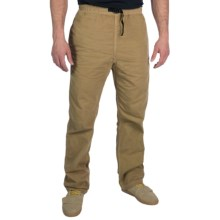Gramicci Original G Dourada Pants - Cotton Twilll, Straight Leg (For Men) in Balsom Khaki - Closeouts