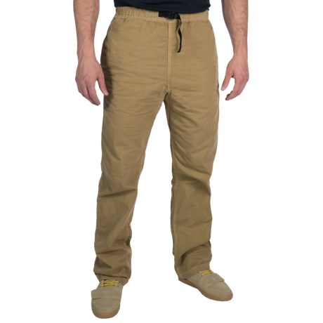 Gramicci Original G Dourada Pants - Cotton Twilll, Straight Leg (For Men) in Balsom Khaki