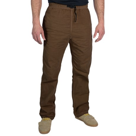 Gramicci Original G Dourada Pants - Cotton Twilll, Straight Leg (For Men)