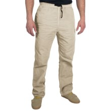 Gramicci Original G Dourada Pants - Cotton Twilll, Straight Leg (For Men) in Stone - Closeouts