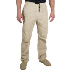 Gramicci Original G Dourada Pants - Cotton Twilll, Straight Leg (For Men) in Sandstone