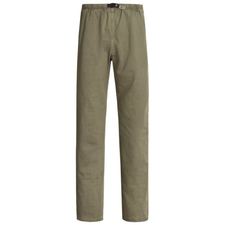 Gramicci Original G Dourada Pants (For Tall Men) in Shale