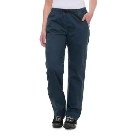 Gramicci Original G Dourada Pants - Organic Cotton (For Women) in Pacific Navy - Closeouts