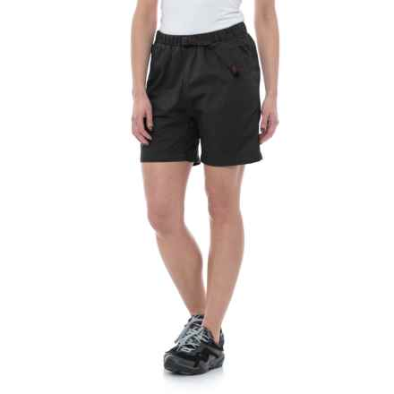 Gramicci Original G Dourada Shorts - Organic Cotton (For Women) in Ebony - Closeouts