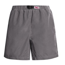 Gramicci Original G Quick-Dry Shorts - Nylon (For Women) in Slate - Closeouts