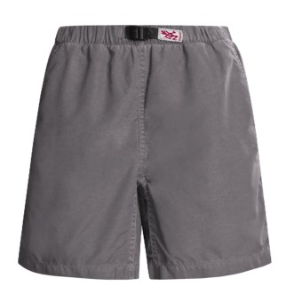 Gramicci Original G Quick-Dry Shorts - Nylon (For Women) in Slate