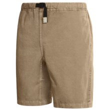 Gramicci Original G Shorts - Cotton Twill (For Men) in Beach Khaki - Closeouts