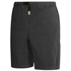 Gramicci Original G Shorts - Cotton Twill (For Men) in Black