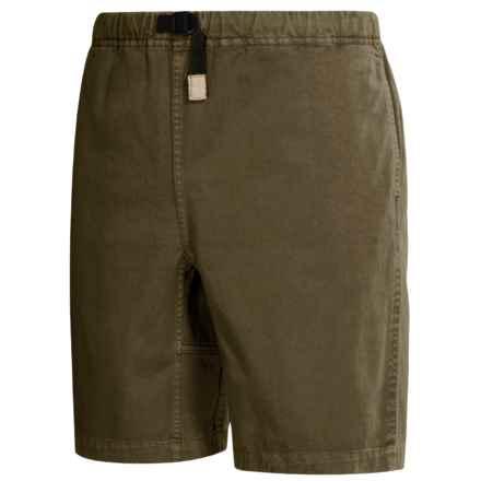 Gramicci Original G Shorts - Cotton Twill (For Men) in Hawk - Closeouts
