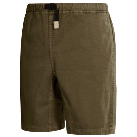 Gramicci Original G Shorts - Cotton Twill (For Men) in Hawk