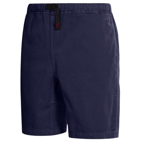 Gramicci Original G Shorts - Cotton Twill (For Men) in New Navy