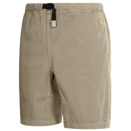Gramicci Original G Shorts - Cotton Twill (For Men) in Sandstone