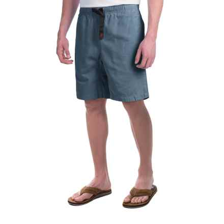 Gramicci Original G Shorts - Cotton Twill (For Men) in Vintage Indigo - Closeouts