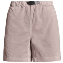 Gramicci Original G Shorts - Cotton Twill (For Women) in Hush Violet - Closeouts