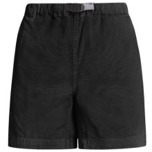 Gramicci Original G Shorts - Cotton Twill (For Women) in Jet Black - Closeouts