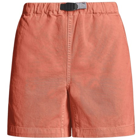 Gramicci Original G Shorts - Cotton Twill (For Women) in Sunset Ray