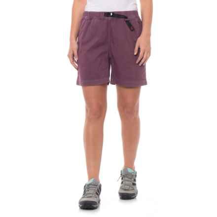 7bc21e603d Gramicci Original G Shorts - Organic Cotton (For Women) in Purple Passion -  Closeouts