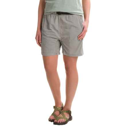Gramicci Original Quick-Dry Shorts (For Women) in Slate - Closeouts