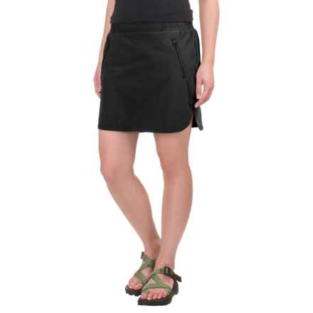 Gramicci Overland High-Performance Skort (For Women) in Black - Closeouts