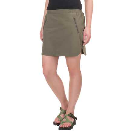 Gramicci Overland High-Performance Skort (For Women) in Bungee Cord - Closeouts