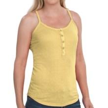 Gramicci Paige Tank Top - UPF 50, Hemp-Organic Cotton (For Women) in Citris Yellow - Closeouts