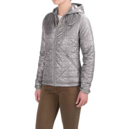 Gramicci Paragon Hoodie - Insulated (For Women) in Fog Grey - Closeouts