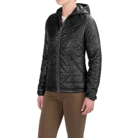 Gramicci Paragon Jacket - Insulated (For Women) in Black - Closeouts
