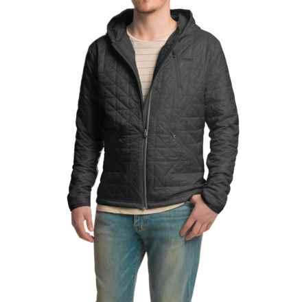 Gramicci Paragon PrimaLoft® Hoodie - Insulated (For Men) in Black - Closeouts