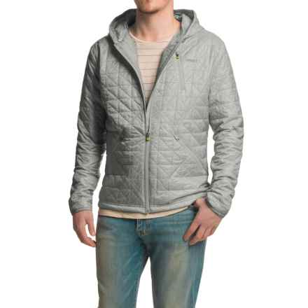 Gramicci Paragon PrimaLoft® Hoodie - Insulated (For Men) in Fog Grey - Closeouts