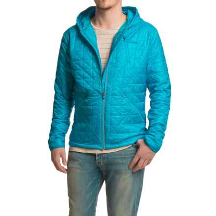 Gramicci Paragon PrimaLoft® Hoodie - Insulated (For Men) in Vision Blue - Closeouts