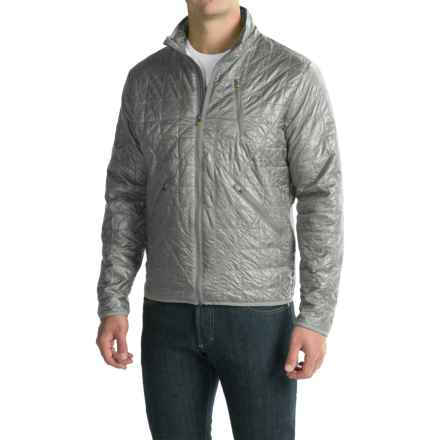 Gramicci Paragon PrimaLoft® Jacket - Insulated (For Men) in Dove Grey - Closeouts