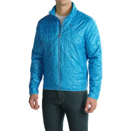 Gramicci Paragon PrimaLoft® Jacket - Insulated (For Men) in Methyl Blue