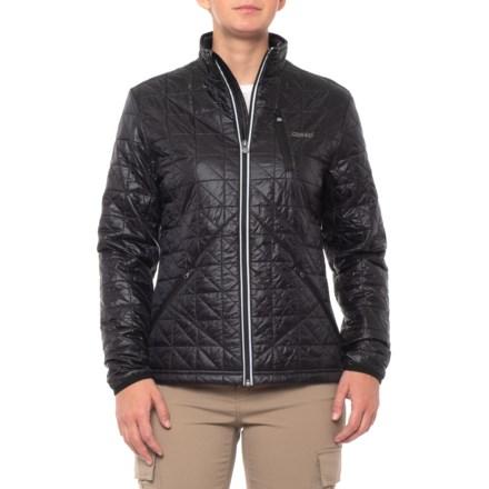 ae71d7c7da4 Gramicci Paragon PrimaLoft® Jacket - Insulated (For Women) in Black -  Closeouts