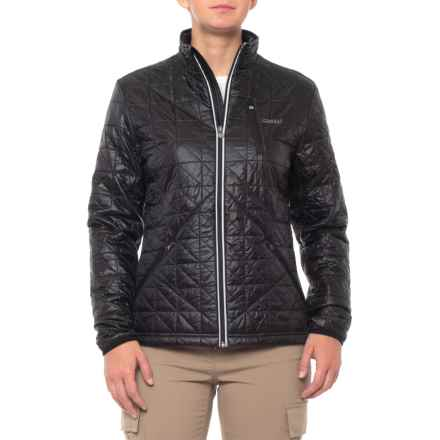 Gramicci Paragon PrimaLoft® Jacket - Insulated (For Women) in Black - Closeouts